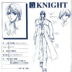 Крашерс, Конь и Ран - Профайл: Knight