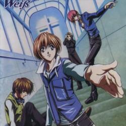 Обложка OVA Verbrechen ~ Strafe. Фронт.