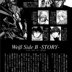 WSB. Том 4. Character file.
